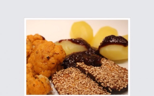 Cranberrysauce – leckere Saucen sind die halbe Miete in der veganen Küche