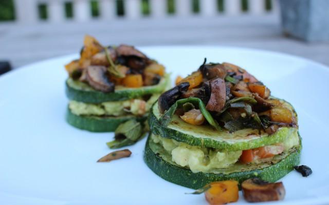 Zucchino 'der Kürbis in grün' – kleine Rezeptsammlung
