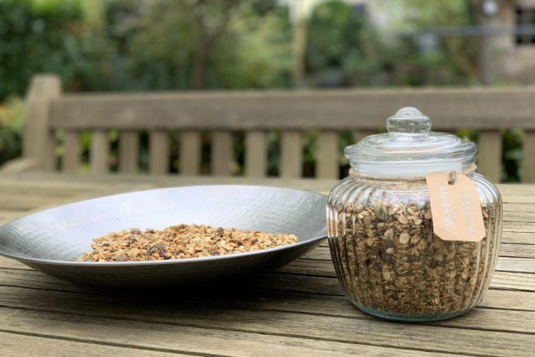 Granola für Nuss-Allergiker