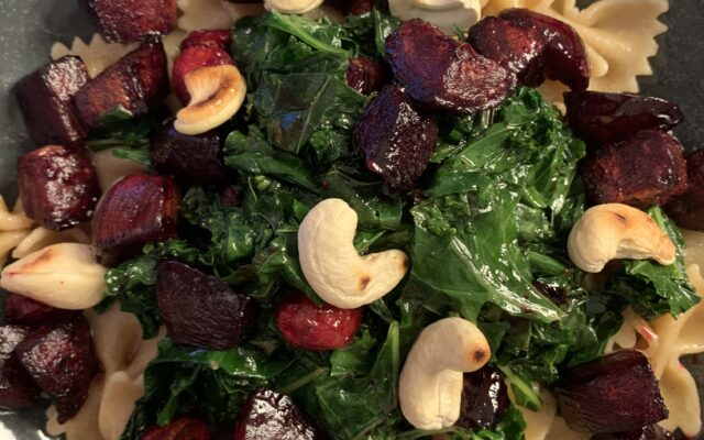 Kochbuch Empfehlung 'Viva Italia Vegana' von Chloe Coscarelli